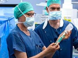 Anästhesie & Intensivmedizin